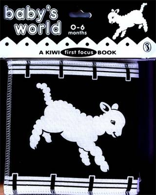 Baby's World Cot Book book