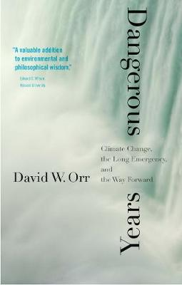 Dangerous Years by David W. Orr