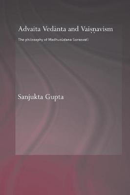 Advaita Vedanta and Vaisnavism book