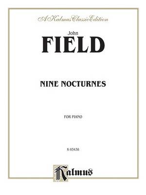 Nine Nocturnes by John Field