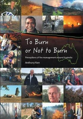 To Burn or Not to Burn by Kerr Anthony