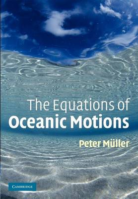 Equations of Oceanic Motions book