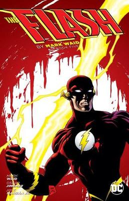 The Flash by Mark Waid Book Five book