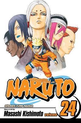 Naruto, Vol. 24 by Masashi Kishimoto