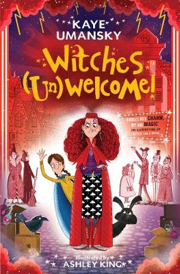 Witches (Un)Welcome book