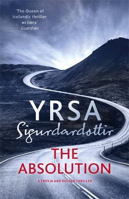 The Absolution by Yrsa Sigurdardottir
