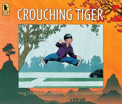 Crouching Tiger book