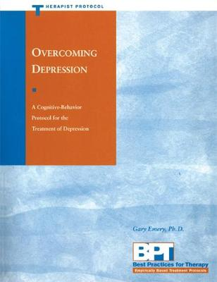 Overcoming Depression - Therap by Gary Emery