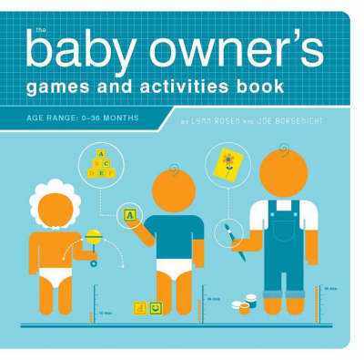 Baby Owner's Games And Activities Book book