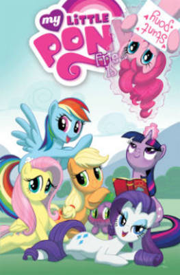 My Little Pony Friendship Is Magic Volume 2 by Heather Nuhfer