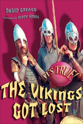 It's True! the Vikings Got Lost (19) by David Greagg