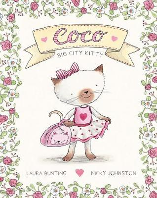 Coco the Big City Kitty by Laura Bunting