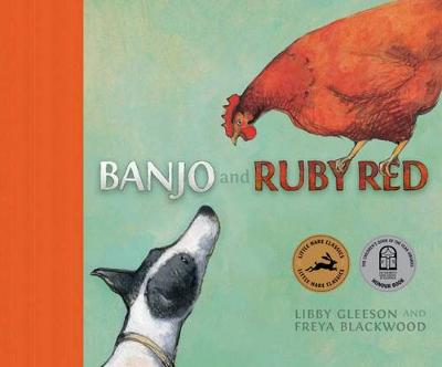 Banjo and Ruby Red by Libby Gleeson