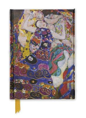 Klimt: The Virgin (Foiled Journal) by Flame Tree