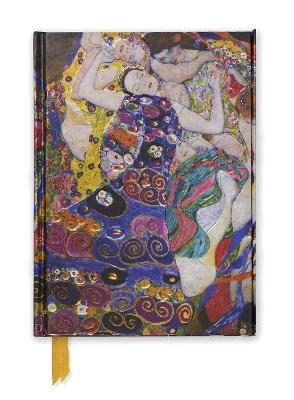 Klimt: The Virgin (Foiled Journal) by Flame Tree Studio
