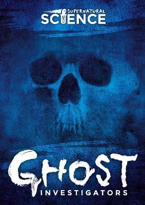 Ghost Investigators book
