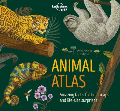 Animal Atlas by Lonely Planet Kids