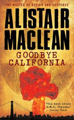 Goodbye California book