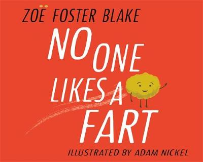 No One Likes a Fart book