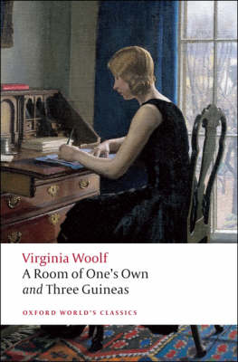 A A Room of One's Own, and Three Guineas by Virginia Woolf