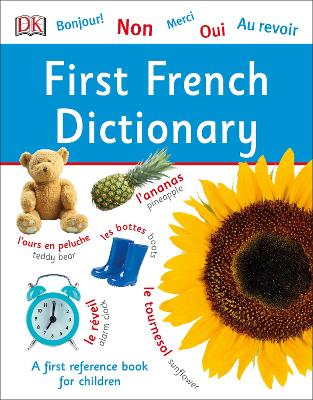First French Dictionary by DK