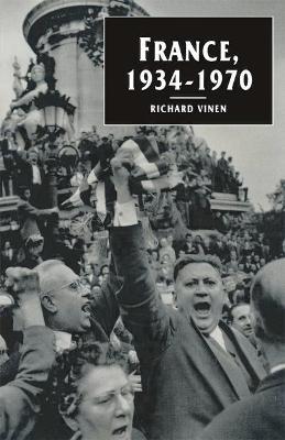 France, 1934-1970 book
