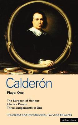 Calderon Plays: v.1: