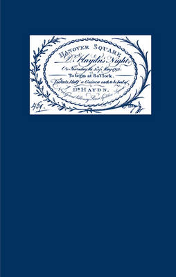 Haydn's Visits to England by Christopher Hogwood