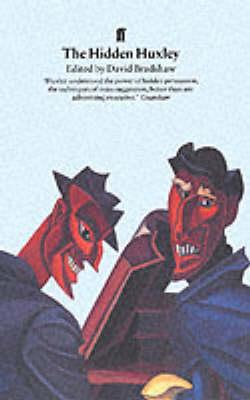 Hidden Huxley by David Bradshaw