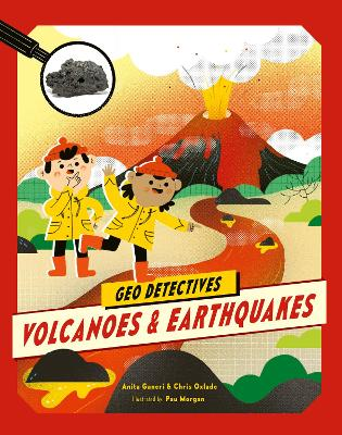 Volcanoes and Earthquakes by Chris Oxlade