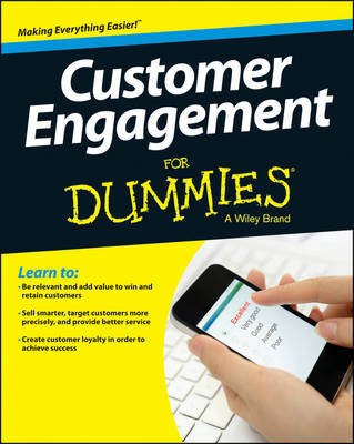 Customer Experience for Dummies by Roy Barnes