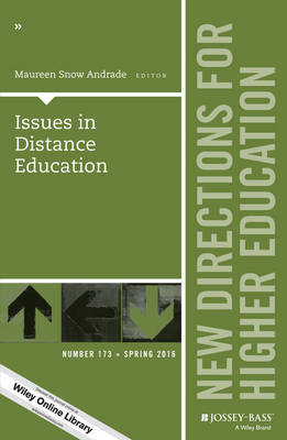 Issues in Distance Education by Maureen Snow Andrade