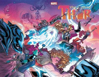 Mighty Thor Vol. 5: The Death Of The Mighty Thor by Jason Aaron
