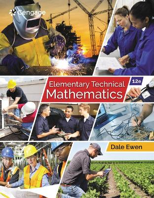 Student Solutions Manual for Ewen's Elementary Technical Mathematics, 12th by Dale Ewen