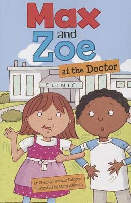 Max and Zoe at the Doctor by Shelley Swanson Sateren