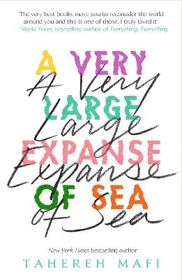 A Very Large Expanse of Sea book