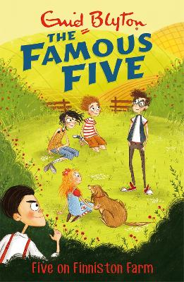 Famous Five: Five On Finniston Farm by Enid Blyton