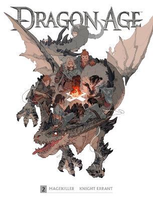 Dragon Age Library Edition Volume 2 book