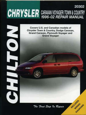 Chrysler Caravan/Voyager/Town and Country Repair Manual by Matthew E. Frederick