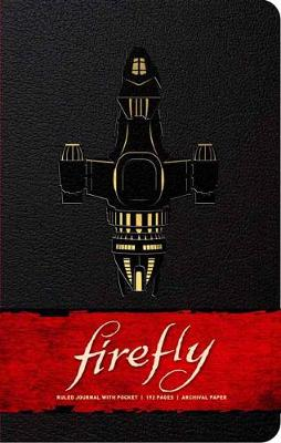 Firefly Hardcover Ruled Journal by Insight Editions