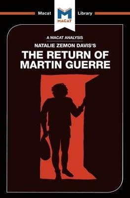 The Return of Martin Guerre by Joseph Tendler