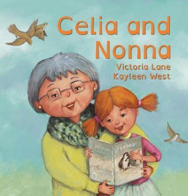 Celia and Nonna by Victoria Lane