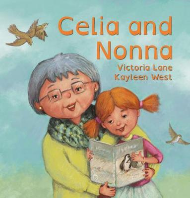 Celia and Nonna by Victoria Lane