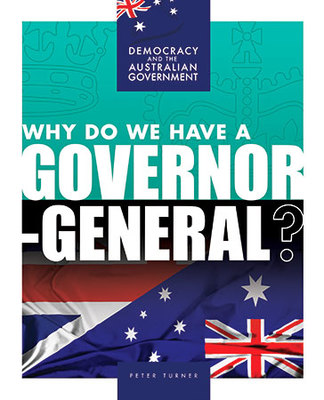 Why Do We Have a Governor-General? book