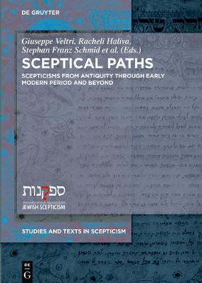 Essays on Ancient, Medieval and Early Modern Scepticism by Giuseppe Veltri