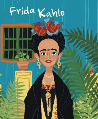 Frida Kahlo by Isabel Munoz
