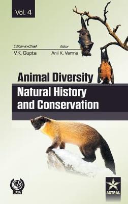Animal Diversity Natural History and Conservation Vol. 4 by Dr Vijay Kumar Gupta