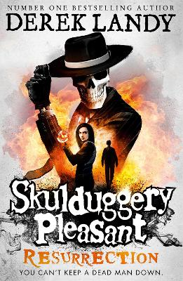 Skulduggery Pleasant #10: Resurrection by Derek Landy