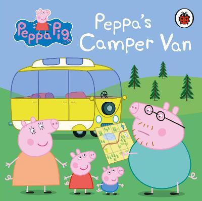 Peppa Pig: Peppa's Camper Van book