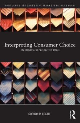 Interpreting Consumer Choice book